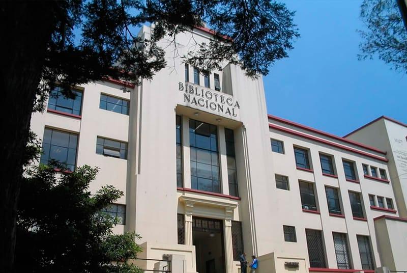 Biblioteca Nacional Bogotá