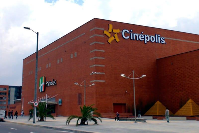 Cinepolis Bogotá