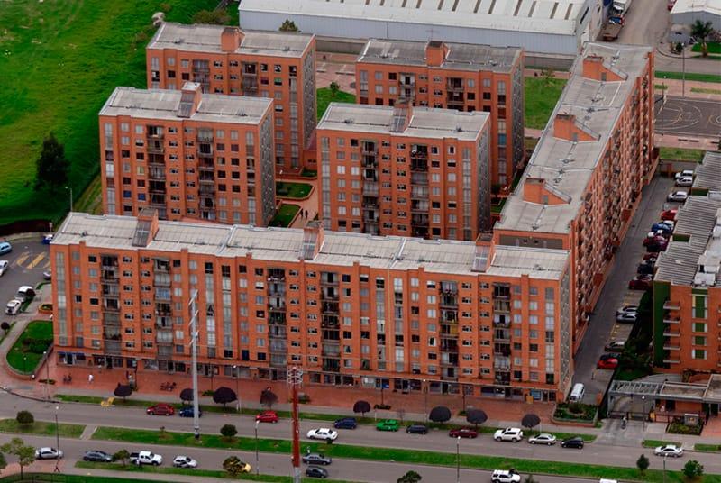 Lantana Real apartamentos bogota