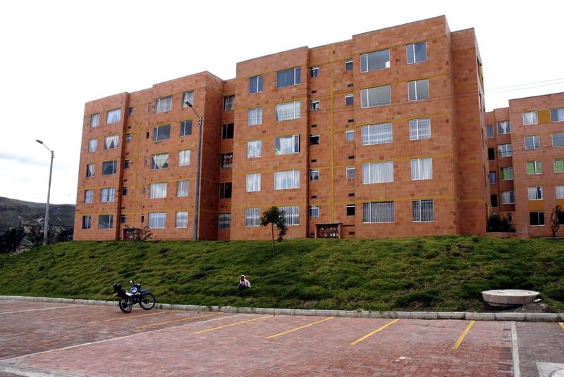 Sierra de Santafe apartamentos bogota