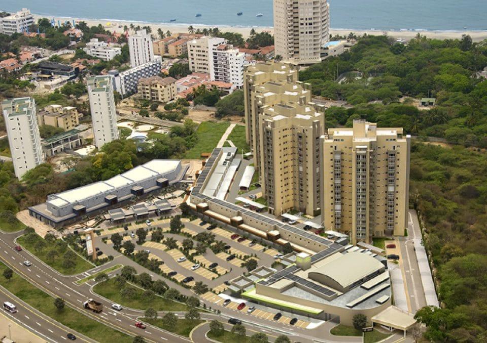 Apartamentos en Santa Marta Zazue
