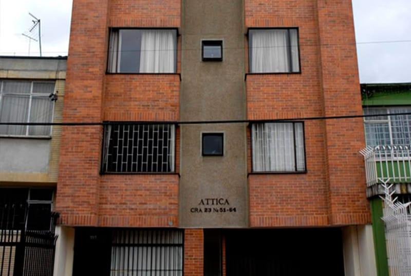 Atica apartamentos bogota