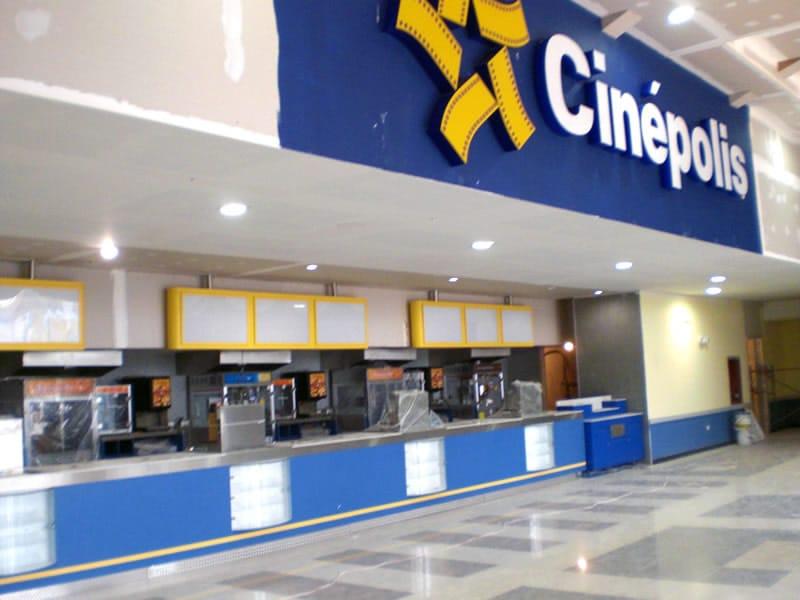 Cinepolis bogota