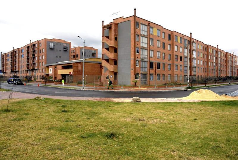 Lantana apartamentos bogota