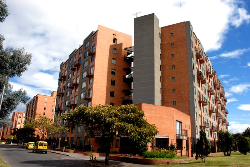 Lugano apartamentos bogota