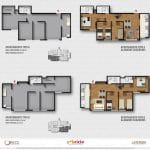 Apartamentos Fontibon Solsticio plano apartamento