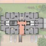 Apartamentos Fontibon Solsticio planta edificio