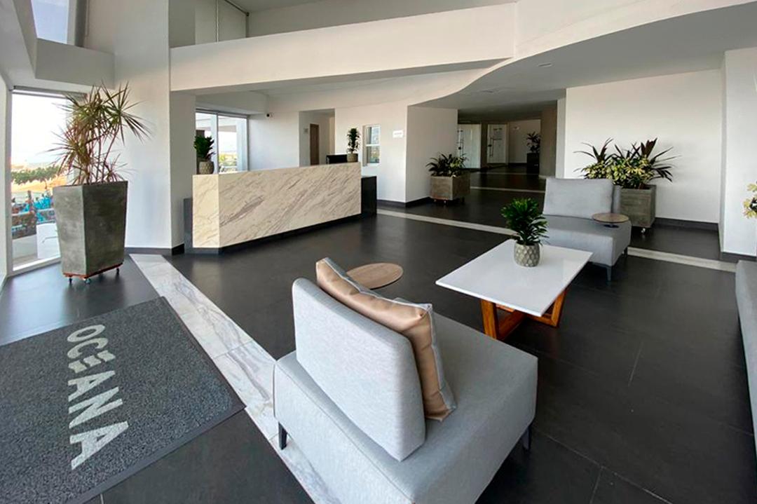 Apartamentos en Cartagena - Lobby