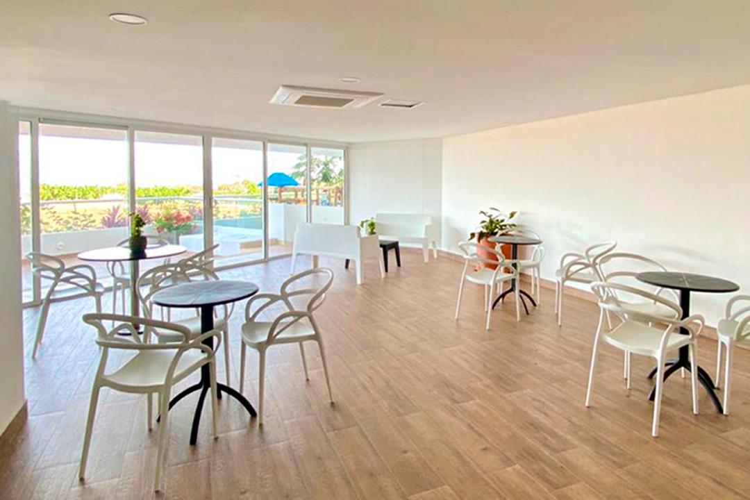 Apartamentos en Cartagena - Salon social