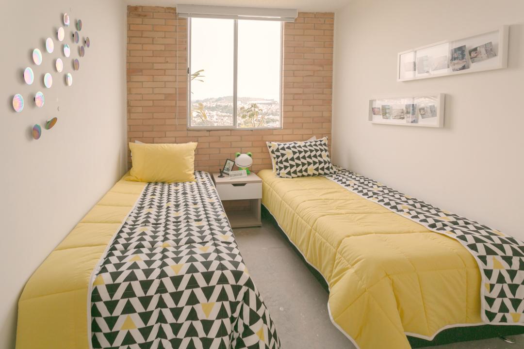 Apartamentos en Pereira - Habitacion Guadua
