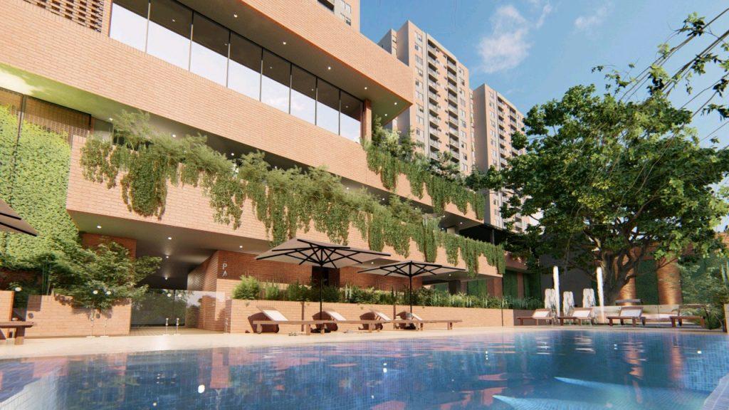 Apartamentos en Pereira - Piscina inga