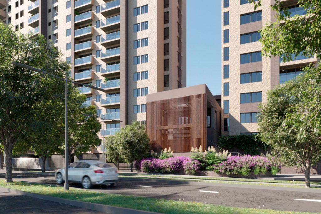 Apartamentos en Pereira - Acceso Palma