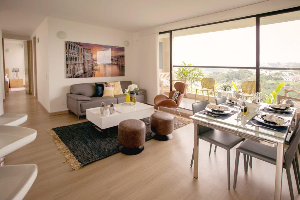 Apartamentos en Pereira - Zona Social Palma