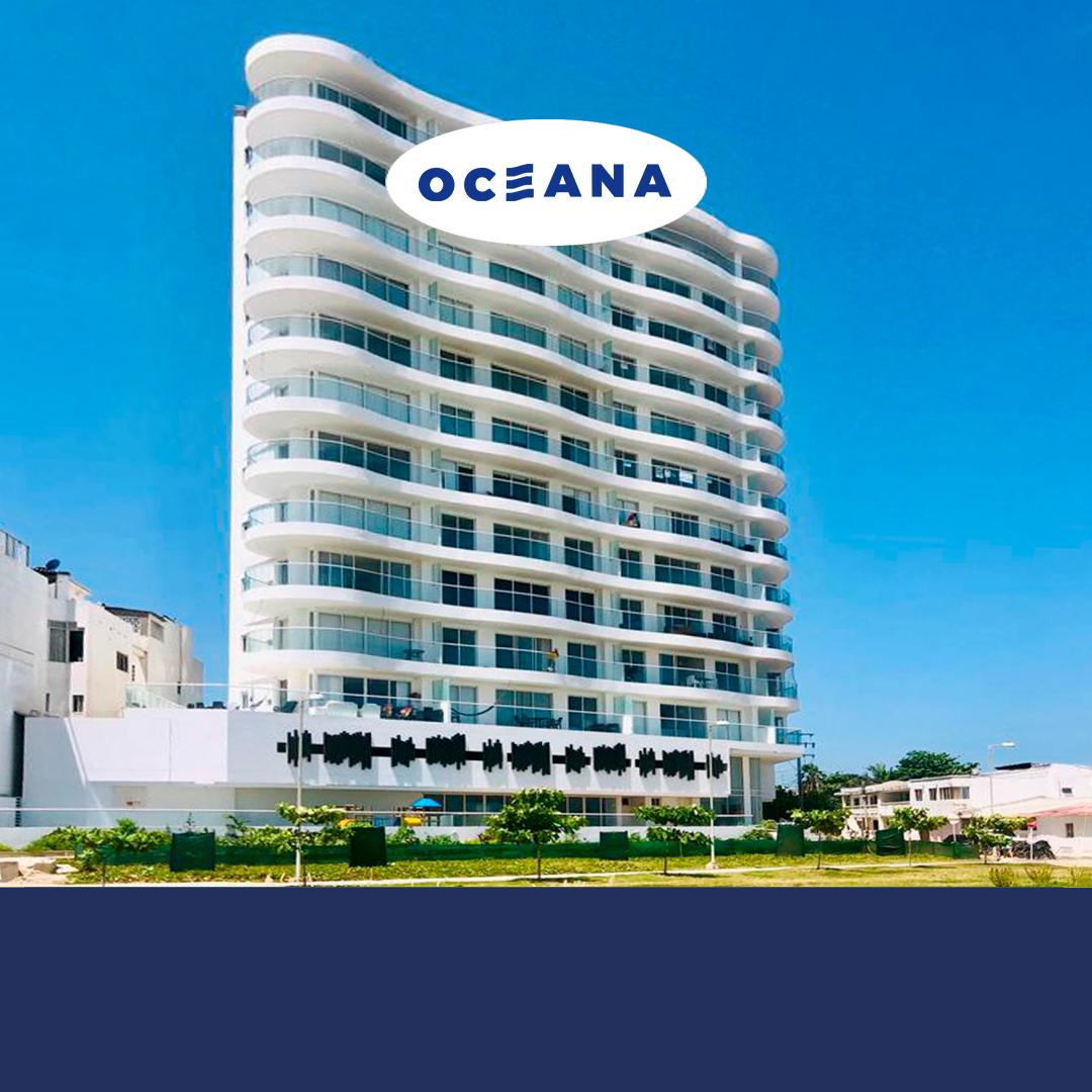 Portada apartamentos Cartagena - Oceana