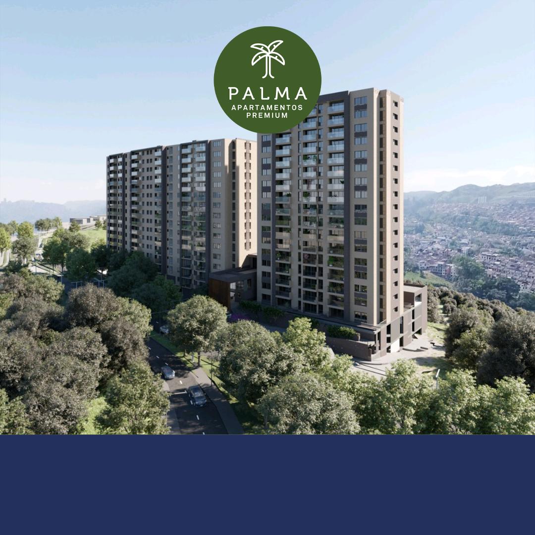 Portada apartamentos Pereira - Palma