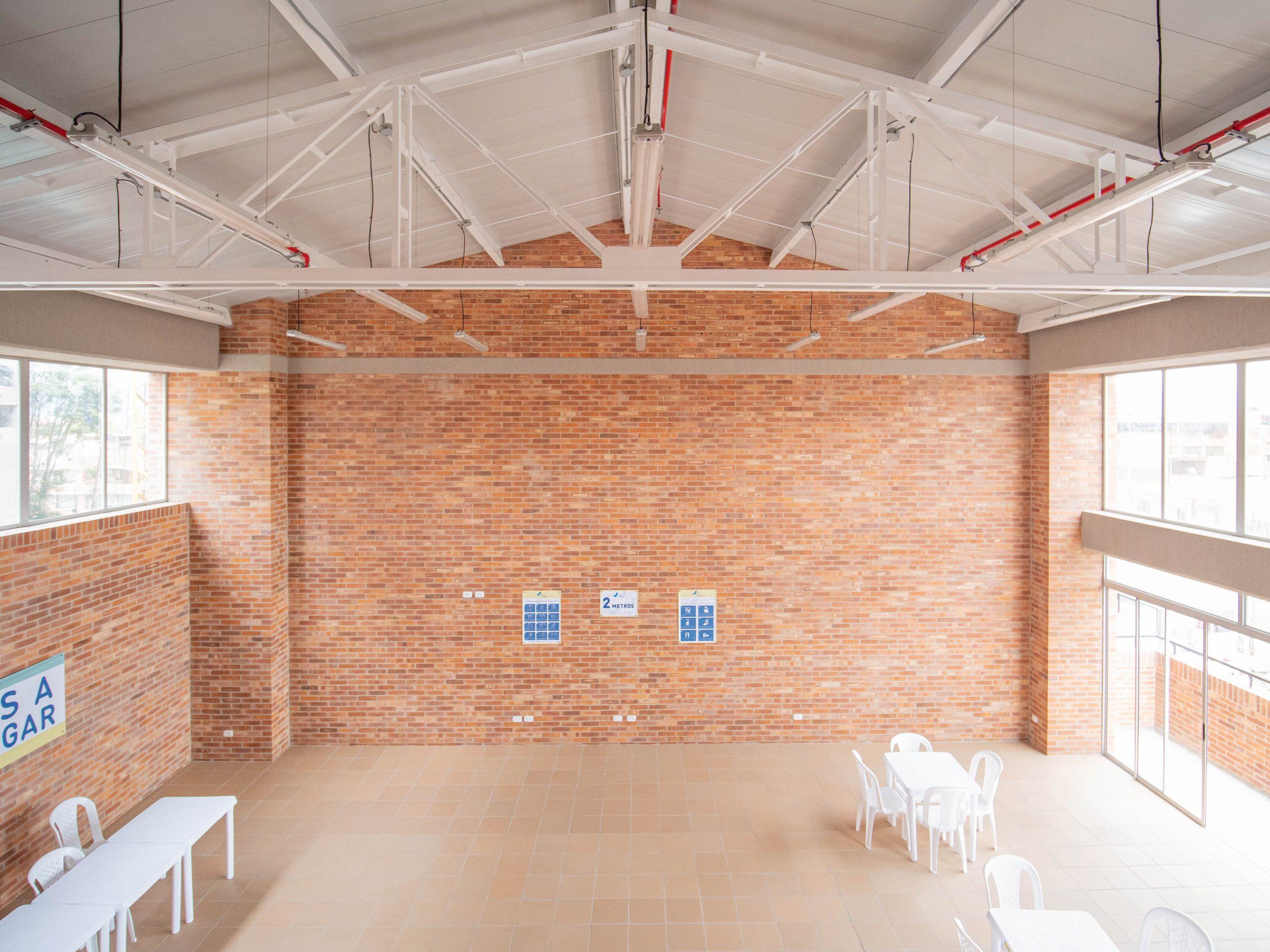 Apartamentos en Engativá - Salón Social