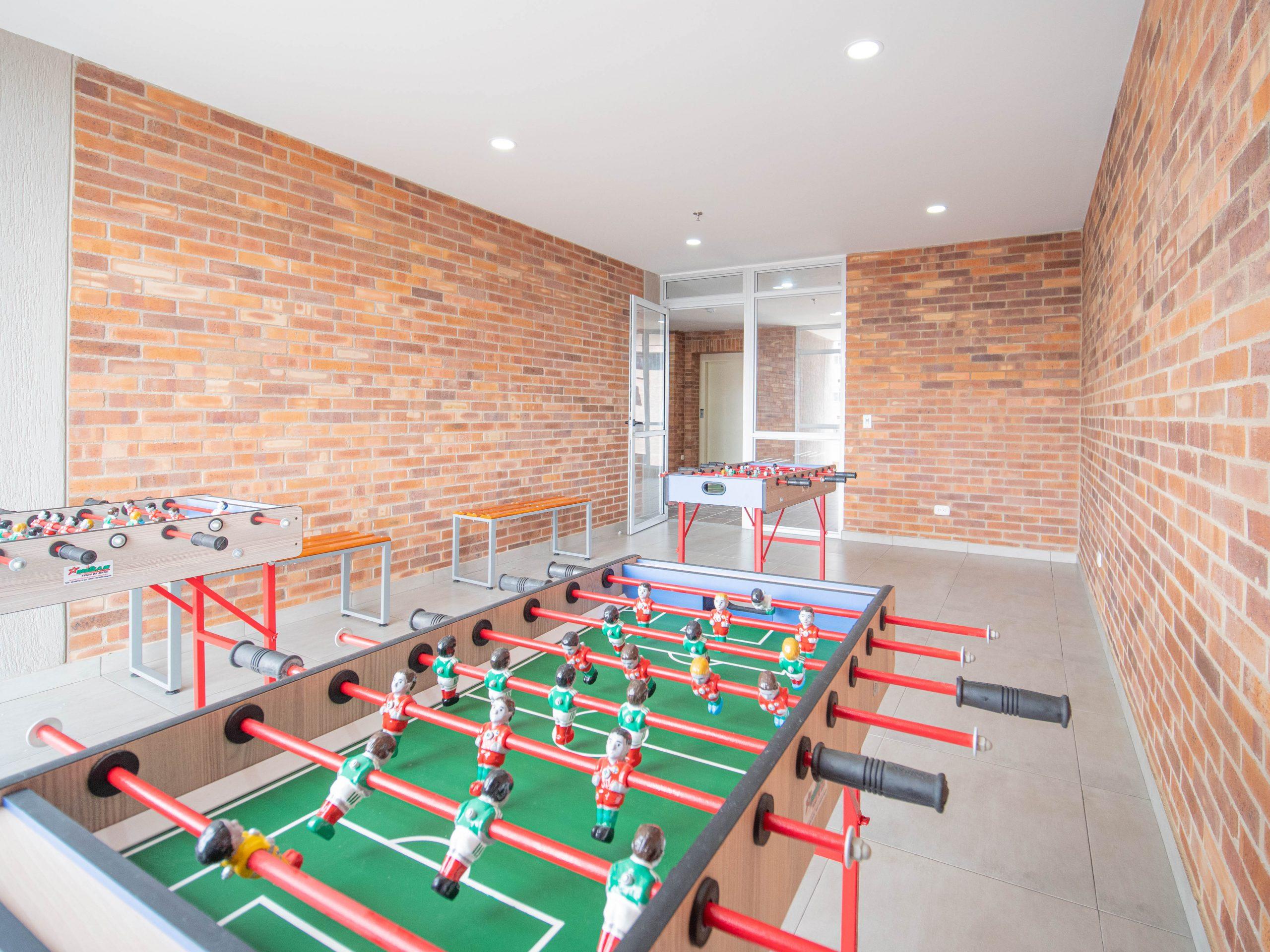 Apartamentos en Engativá - futbolin