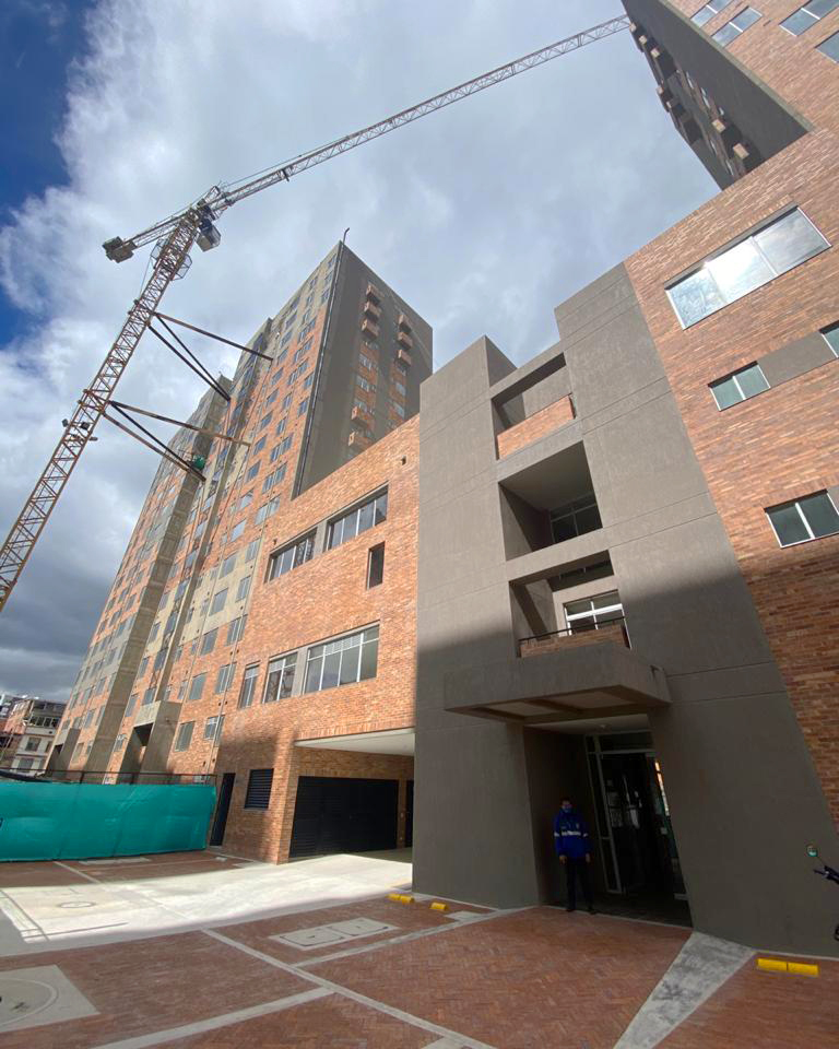 Apartamentos en Engativá - Mirador del Jaboque